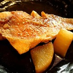 楽市 - 赤魚煮付け
