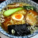 かな芽 - 料理写真:醤油ラーメン!