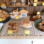 カイソ - 小さなパン棚