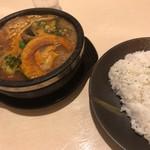 スープカリー 仙堂 -