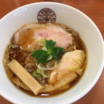 67665868 - 鶏醤油らぁ麺