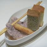 トラットリア キッコ - 自家製パン
