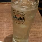 67667333 - ちょい飲みセット¥1000(税別)の、                       ハイボール(通常¥280)