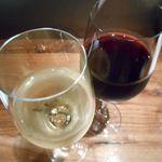 ヒラクヤレガーレ - グラスワイン(白と赤)
