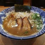こりく - 魚とんこつラーメン