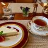 けやきの森 - 料理写真:ケーキセット 900円