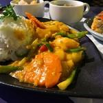 Bangkok Night - クンパッポンカリー