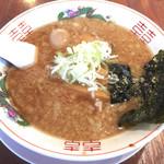 汁力 - 汁力ラーメン¥670+味玉¥140
