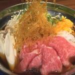 個室肉バル 29house - 乙女牛のすき焼き