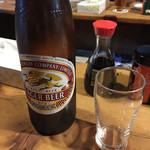 岸田屋 - 瓶ビール