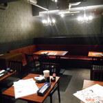 個室肉バル 29house - 店内1