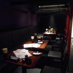 個室肉バル 29house - 店内2