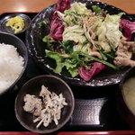 Kimurayahonten - 日替わり定食