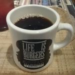 J.S. BURGERS CAFE - ブレンドコーヒー