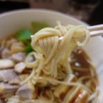中華そば いぶき - ☆麺も美味しいです(^^♪☆