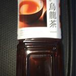 ファミリーマート - ドリンク写真:烏龍茶 140円