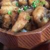 定食・パスタ かたぎりさん - 料理写真:蒲焼き風に仕上がったトビウオ