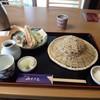 やまさと - 料理写真:旨い蕎麦と天ぷら