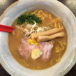 麺屋大河 - 味噌ラーメン 700円