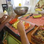 Dole Plantation - パイナップルの試食タイム