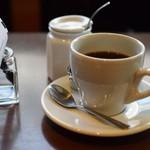 cafe est - ホットコーヒー(スイーツセット)