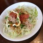サロン・ド・マリィ・ルウ - 料理写真:サラダ