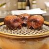 チウネ - 料理写真:国産小鳩の炭火焼き