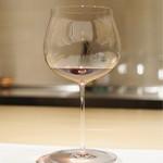 チウネ - 赤ワインのグラス