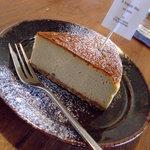トリトリノキ - チーズケーキ