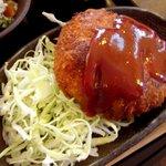 こふじもち 横川店 - お昼の日替定食