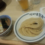 67680508 - 濃厚魚介つけ麺(小)(780円)