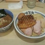 67680510 - 特製濃厚魚介つけ麺(1000円)