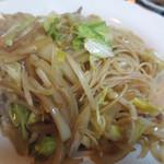 玉川食堂 - 焼きビーフン