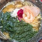 潮の音 - ギバサ潮麺