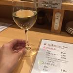 Lo Ro - 白ワイン 540円