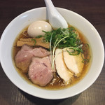 麺's ナチュラル - 煮干SOBA 特製トッピング