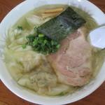 Dateya - 料理写真:塩雲呑麺