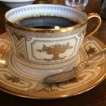 カフェ・ハル - ネルドリップにこだわるコーヒーは、ハイレベルなこのエリアでも最高クラスです♪(2017.5.28)