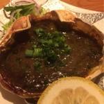 博多 魚人 - 蟹味噌甲羅焼き