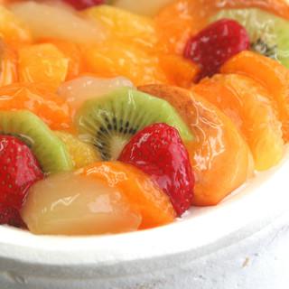 和歌山の旬のフルーツだけを使った絶品スイーツ&ジュース
