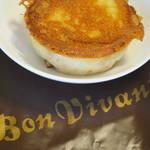 Bon Vivant - 料理写真:くるみとカマンベールのフォカッチャ260円(内税)。