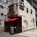 Vegebar&Cafe G - 外観