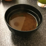 Sushizammai - 赤出汁