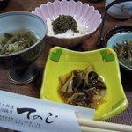 てのじ - 前菜