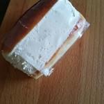 67690708 - レモンクリームパン