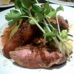 トラットリア クアルト - 鴨むね肉のロースト