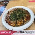 お好み焼よっちゃん - 料理写真: