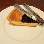ハーブス - ベイクドチーズケーキ