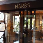 ハーブス - いつもここに行列