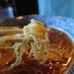 鍛冶橋そば - 麺リフト